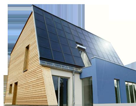Energetikhaus100 Bauhaus in Berthelsdorf