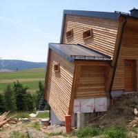 ENERGETIKhaus100® cube ist fast fertig gestellt
