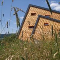ENERGETIKhaus100® cube in Oberwiesenthal