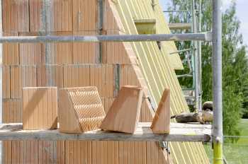 Das Energetikhaus-Prinzip Dachstuhl Massivbau