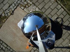 Messgerät zur Solanalyse