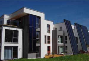 ENERGETIKhaus100® urban - Stadthäuser am Schloss