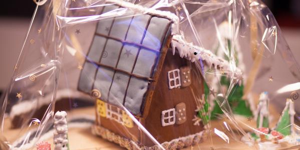 Energetikhaus100 Solarlebkuchen