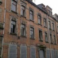 21.12.2012: Das denkmalgeschützte Haus aus der Gründerzeit in der Fabrikstr. 17 in Chemnitz stand jahrzehntelang leer. Der Zustand ist dementsprechend desolat.