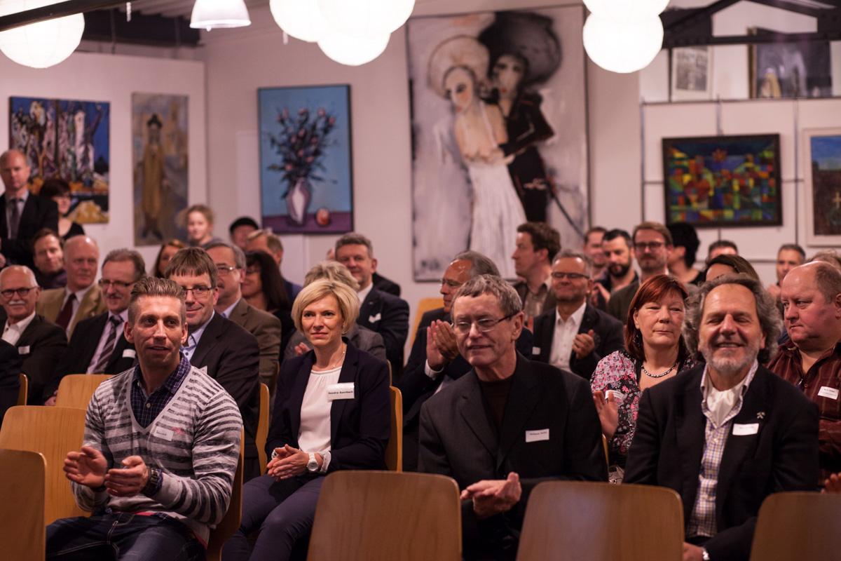 25 Jahre FASA AG: Illustre Gäste in stilvollem Ambiente