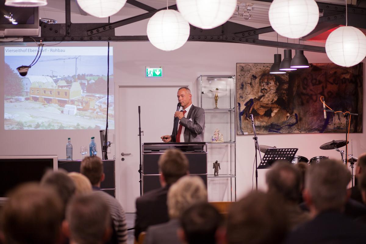 25 Jahre FASA AG: Vorstand Dipl.-Ing- Ullrich Hintzen