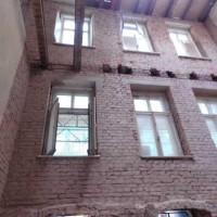 16.06.2015 Der Raum für den Ganzjahressolarspeicher ist vorbereitet