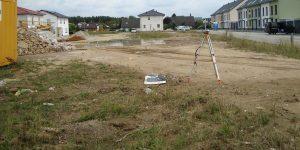 1. spatenstich in Burgthann