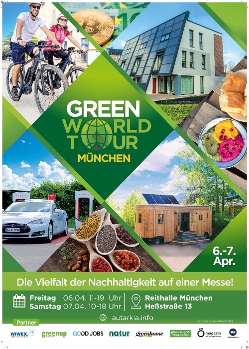 Green World Tour München 2018 - FASA AG