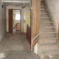 2016-04 das Treppenhaus vor der Sanierung