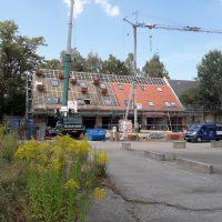 2018-08-09 Erneuerung Dach