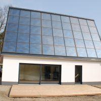 2021-03-26 Aktivsonnenhaus fertiggestellt