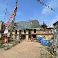 2021-06-16 Bautenstand Hofansicht