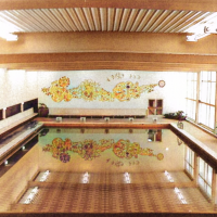 (5) Schwimmhalle früher